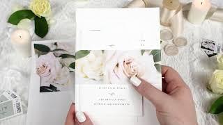 Introducing Shines NEW Aurora Wedding Invitation Suite