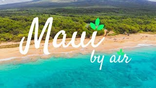 THE MOST BEAUTIFUL PLACE IN THE WORLD - MAUI 4K【マウイ空撮】