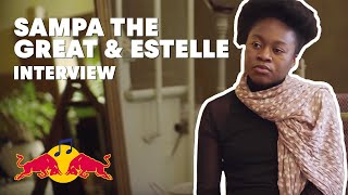 Sampa The Great And Estelle Interview Each Other | Red Bull Sounds Select
