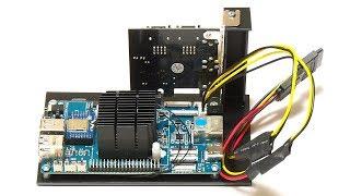 ROCKPro64 PCIe SATA Card