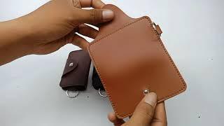 dompet STNK gantungan kunci dompet mobil motor sovenir pernikahan