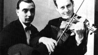 Django Reinhardt & Stephane Grappelli - Minor Swing