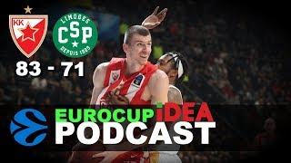 Analiza 1. Kola Top 16 Faze Evrokupa powered By Idea | SPORT KLUB Podcast