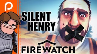 Let's Play Firewatch - Silent Henry Full Playthrough (Patreon Sponsored Video)