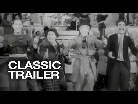 Duck Soup (1933) Official Trailer - Marx Brothers Movie HD