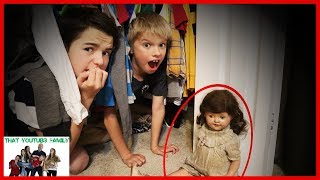 Strange Mysterious Happenings Jordan Is Acting Weird THE DOLLMAKER Part 7 / That YouTub3 Family