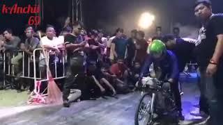 Gambar cover Sing Biso | vidio clip | drag bike thailand | nella kharisma | ska reggae version | cover drag bike