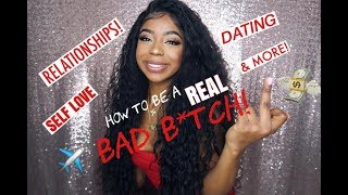 HOW TO BE A BAD B*TCH ♡ IN REAL LIFE
