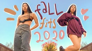 Fall 2020 Casual Outfit Ideas *vintage Fashion Lookbook*