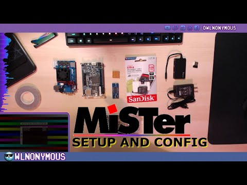 MiSTer FPGA 1080p and Filters Tutorial - смотреть онлайн на Hah Life