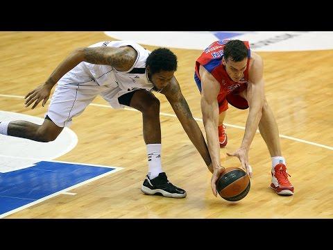 Highlights: CSKA Moscow-Nizhny Novgorod
