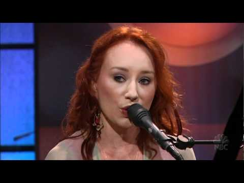 tori amos sleeps with butterflies leno 2005 HQ