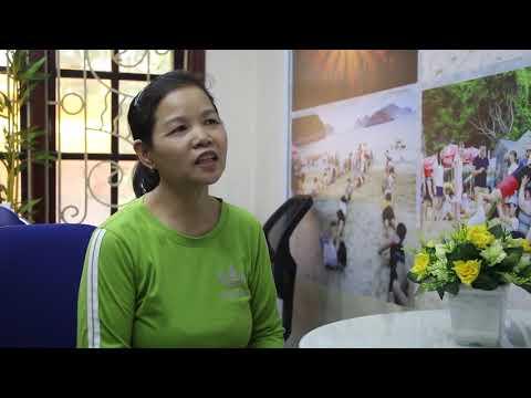 Cô Trịnh Thị Lư - Nam Định chia sẻ về Giúp Việc Hồng Doan