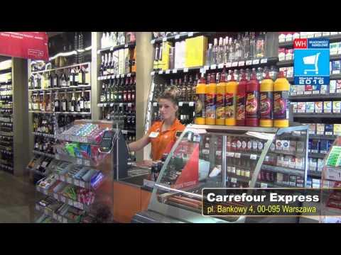 Carrefour Express – dużo pomysłów na małej powierzchni