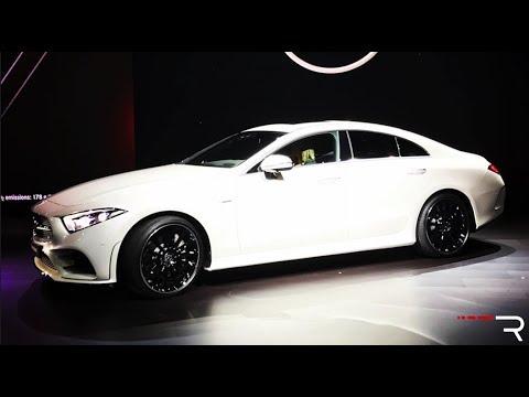 2019 Mercedes-Benz CLS450 – Redline: First Look – 2017 LAAS
