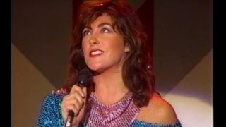 """Laura Branigan - """"How Am I Supposed To Live With You"""" [cc] LIVE New Year's Rockin' Eve '83"""