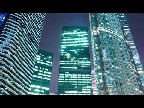 Time Lapse Video of Tall Buildings