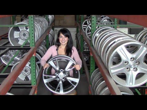 Factory Original Lexus GS 430 Rims & OEM Lexus GS 430 Wheels – OriginalWheel.com