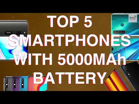 Top 5 Cheapest Smartphones under Rs 10,000 with 5000mAh