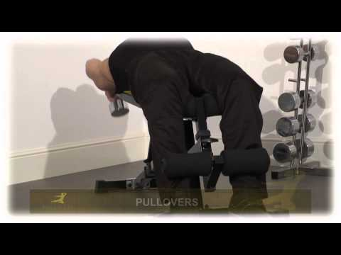Video Presentation of the Marcy Bruce Lee Signature Utility Bench: