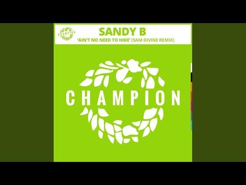 Sandy B - Ain't No Need To Hide (Sam Divine Remix)