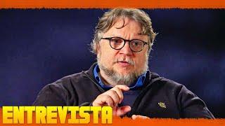 Historias De Miedo Para Contar En La Oscuridad Entrevista (Guillermo Del Toro) Subtitulado