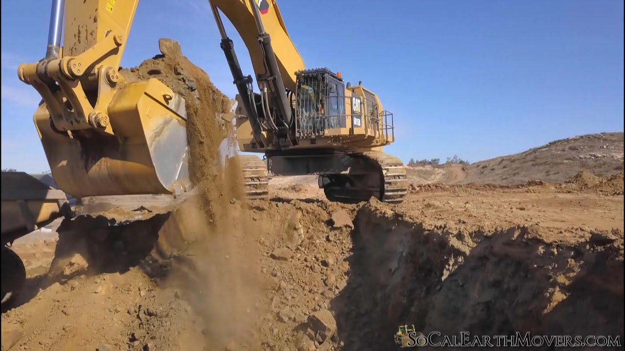 Doubling Down with 2 CAT 6015B Excavators – One Brand New!