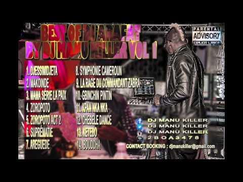 Dj Arafat (Best of vol 1) by djmanukiller