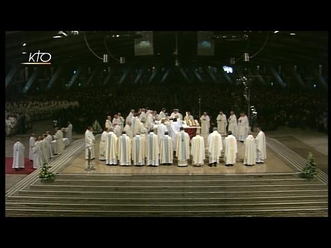 Messe de la fête de Notre-Dame de Lourdes