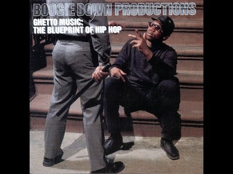 Hip Hop Album Review Part 200: Boogie Down Productions Ghetto Music: The Blueprint Of Hip Hop