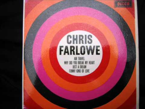 Chris Farlowe Air Travel