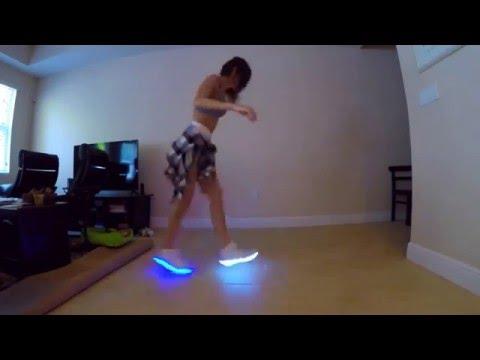 Ćwiczenia dla stóp w koślawego