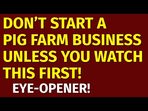 , title : 'How to Start a Pig Farm Business | Including Free Pig Farm Business Plan Template