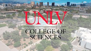 This is the UNLV College of Sciences