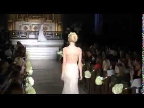 """Pronovias presentó su colección de vestidos de novia """"First Love"""""""