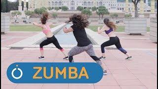 Zumba Azukita - Dance Tutorial For Legs And Butt