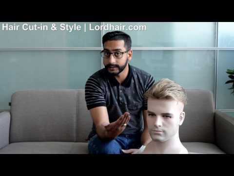 Hair Cut-in & Style