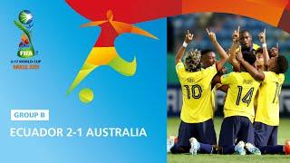 Ecuador v Australia Highlights - FIFA U17 World Cup 2019 ™