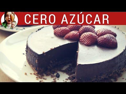 Receta De Tarta Mousse Sin Azúcar y Sin Horno