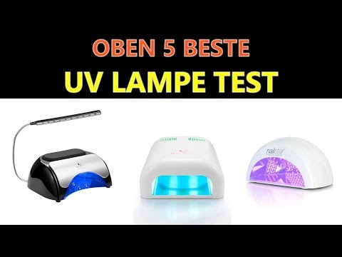 Beste UV Lampe Test 2019