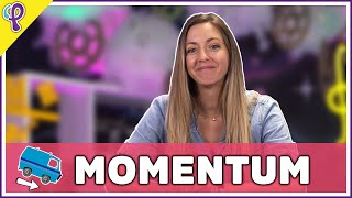 Conservation of Momentum - Physics 101 / AP Physics 1 Review with Dianna Cowern