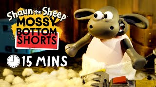 Download Video Shaun the Sheep - Mossy Bottom Shorts 01-15 [30MINS] MP3 3GP MP4