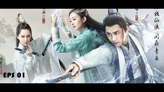 the legends chinese drama 2019 ep 1 sub indo - TH-Clip