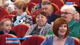 В Петропавловском районе открыли после ремонта дом культуры