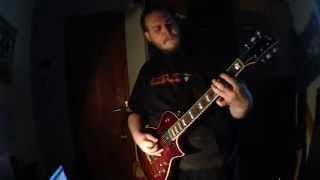 Down - We Knew Him Well guitar cover by Tommi D