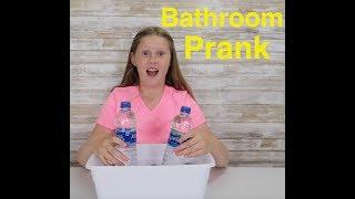 Bathroom Prank  PAYBACK