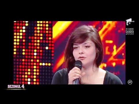 Alexandra Crișan, tânăra cu un timbru vocal unicat -