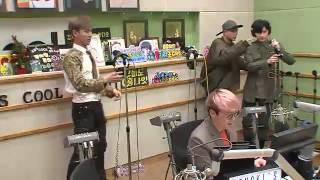 [290317] MONSTA X - FXXK IT 에라모르겠다 [ KISS THE RADIO ]