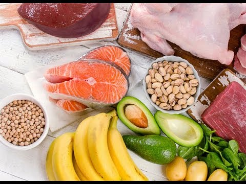 Health benefits of Vitamins B6 and minerals