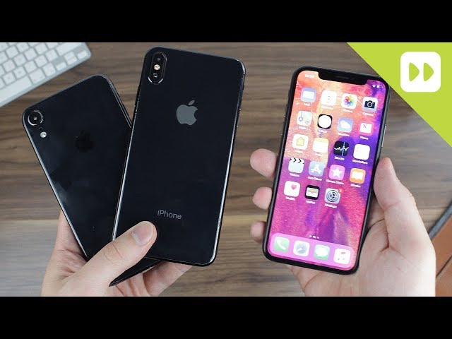Apple 2018 Iphone Names Tipped As Iphone 9 Iphone Xs